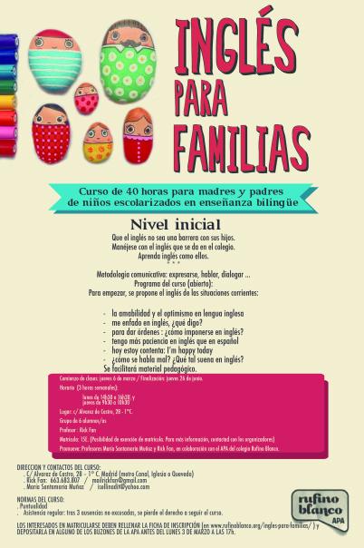 FAMILY INGLES