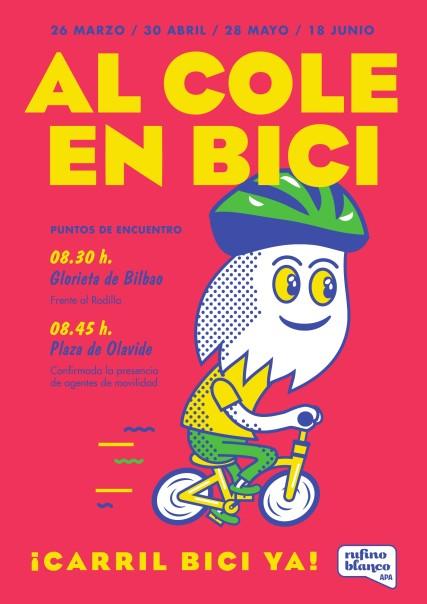 """""""Al cole en Bici"""""""