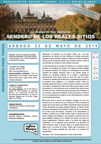 La Granja 23 Mayo -2