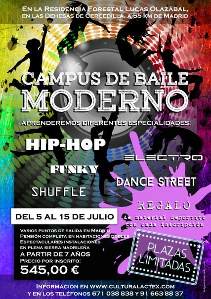 cartel campus danza3