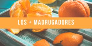 Los Más Madrugadores 2019/2020: Info + boletín de inscripción